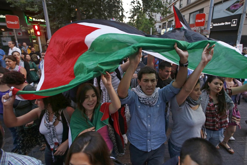 Palestine Gets Observer State Status at UN
