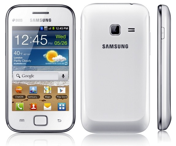 Install XXLI1 Android 2.3.6 Official Firmware on Samsung Galaxy Ace Duos S6802 [Guide]