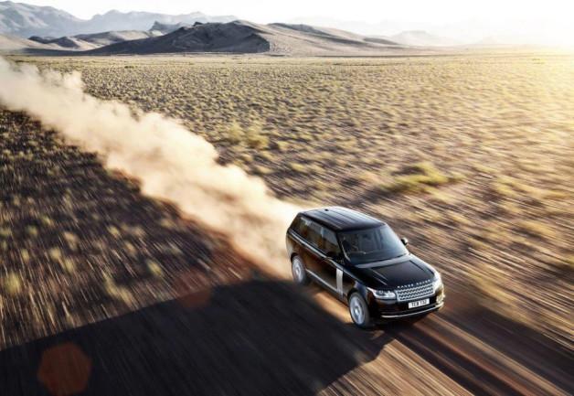 JLR 2013 Range Rover