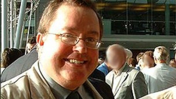 Michael Souter worked for BBC Radio Norfolk from i 1980 until the 1990s (BBC)