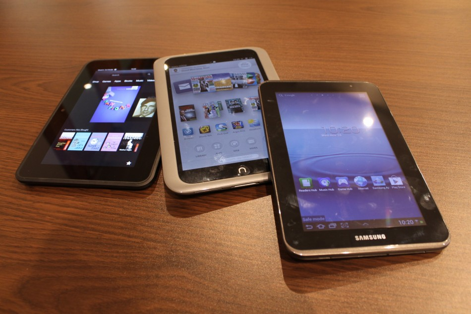 7in tablets