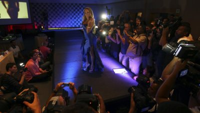 Miss Bumbum Brazil 2012 pageant in Sao Paulo