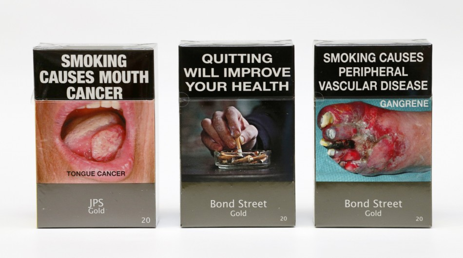 Plain Packaging of Cigarettes