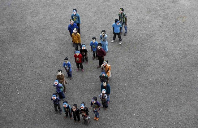 World AIDS Day 2012 Photos