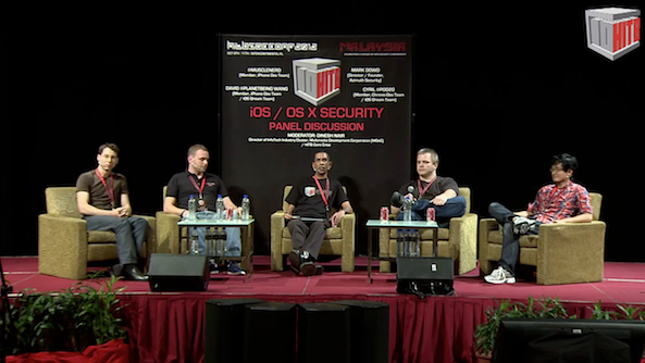 'Hack in the Box' Conference: Pod2g, MuscleNerd and Others Discuss iOS 6 Jailbreak [VIDEO]