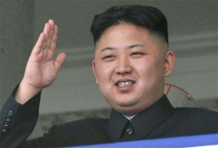 North Korea's Kim Jong-un