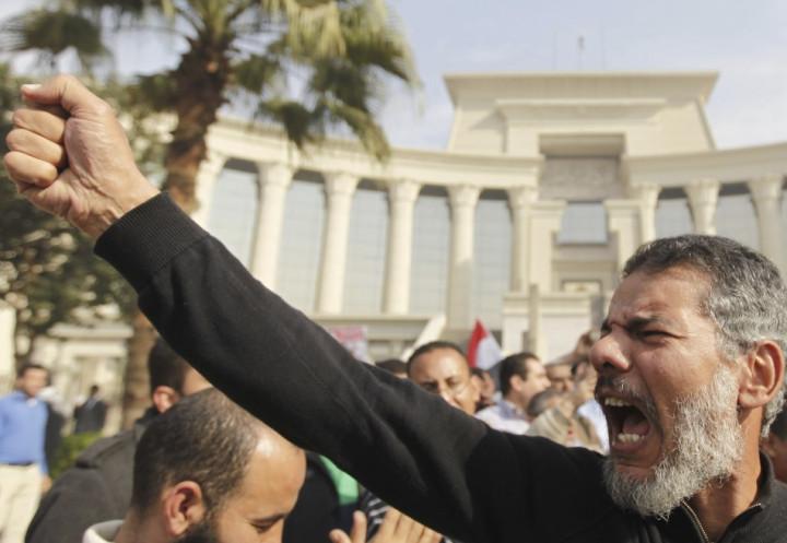 Anti-Mursi protests