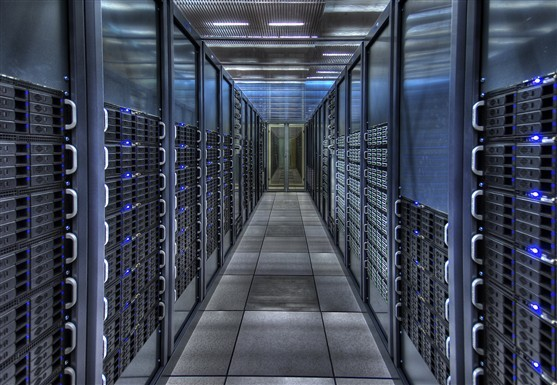 Cern's super computing grid (Photo: Cern)