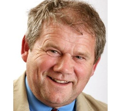 Norfolk district council leader Keith Johnson
