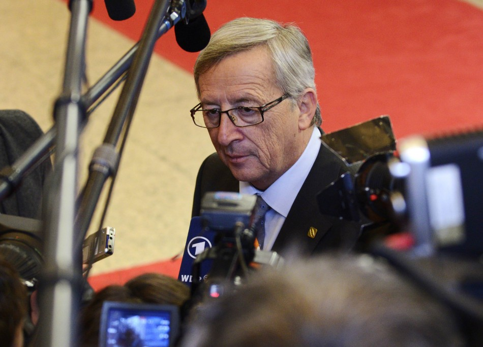 Eurogroup head Juncker