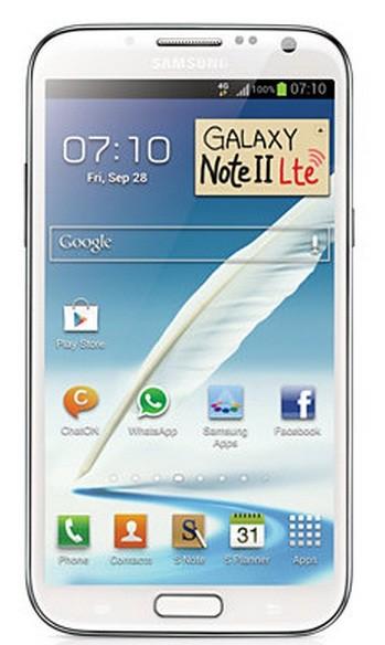 Samsung Galaxy Note 2 LTE