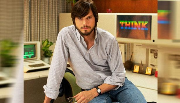 Ashton Kutcher is spliiting image of Apple mogul Steve Jobs in the upcoming flick Jobs.