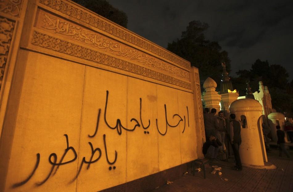 Egypt anti-Mursi protests