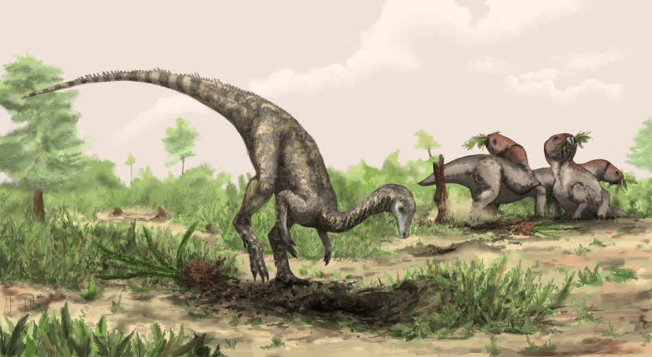 Nyasasaurus reconsruction