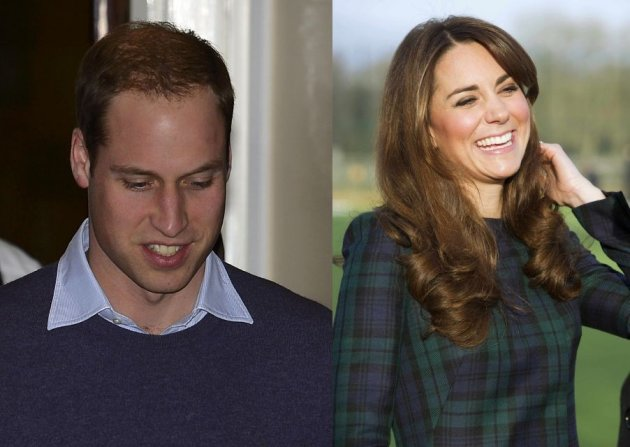 William and Kate to become Parents