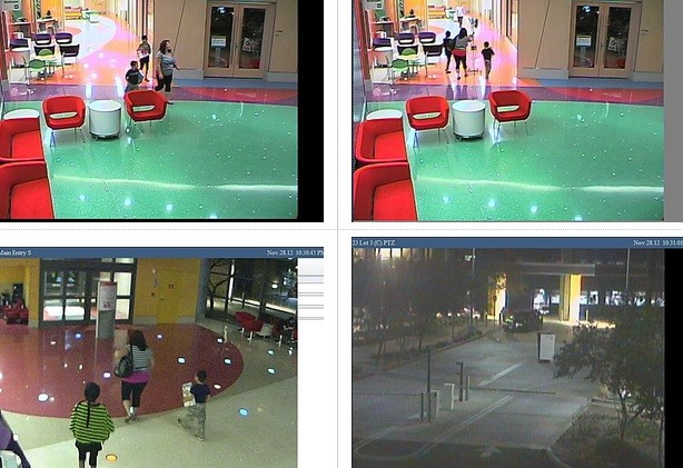 CCTV of Emily Bracamontes