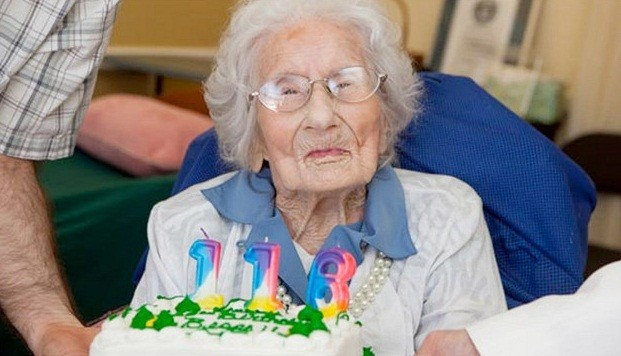 Besse Cooper was named world's oldest person in January 2011 (Guinness World Records)