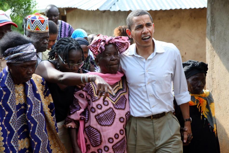 Barack Obama Kenya