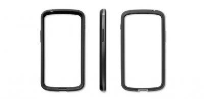 Official Nexus 4 Bumper from Google