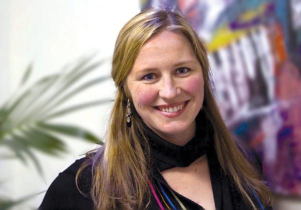 Danae Ringelmann, co-founder of Indiegogo