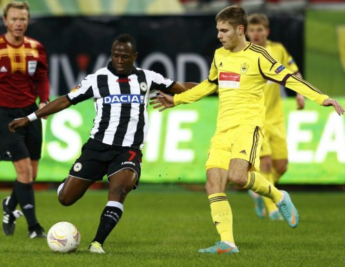 Anzhi Makhachkala v Udinese
