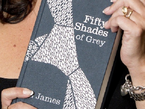 E L James's novel has been worldwide smash