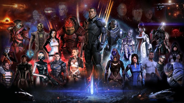 Mass Effect 3 DLC