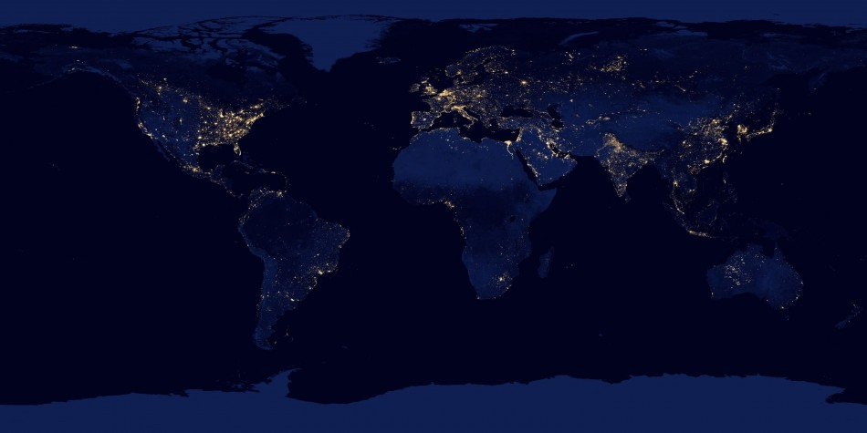 deep earth seen from space - photo #36