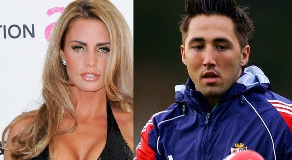 Katie Price and Gavin Henson