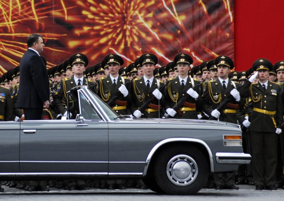 Zil limousine