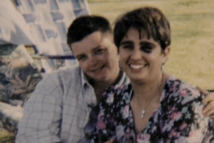 Elizabeth Rudavsky and Angelo Heddington