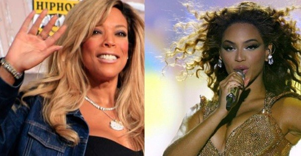 Wendy Williams and Beyonce