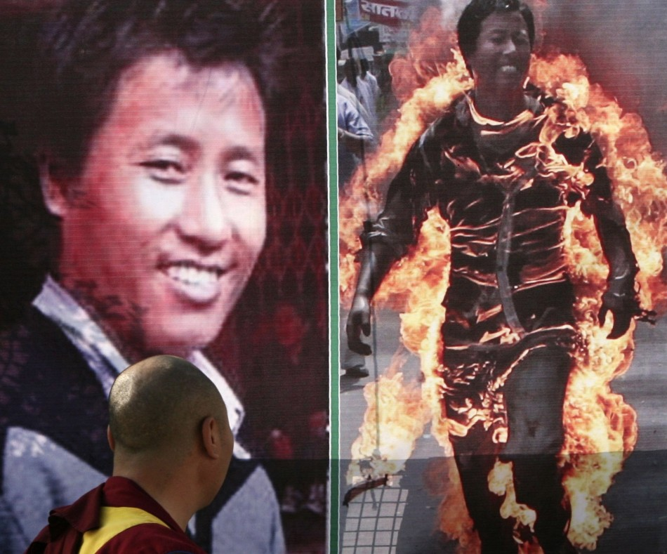 a discussion on the issue of self immolations in tibet How self-immolation threatens the chinese government  it was also the day  that self-immolation came to tibet  my blogging would barely be able to keep  pace with the lives sacrificed for this cause  amchok is located within the larger  amdo region, and any discussion of history or the contemporary.