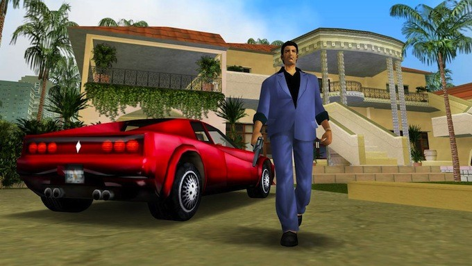 Vice City mobile