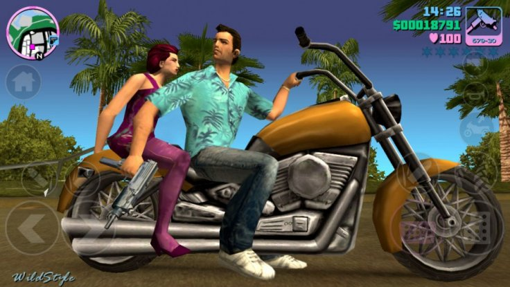 GTA Vice City anniversary
