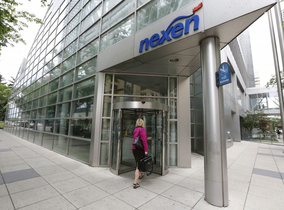 Canada approves Nexen sale to CNOOC