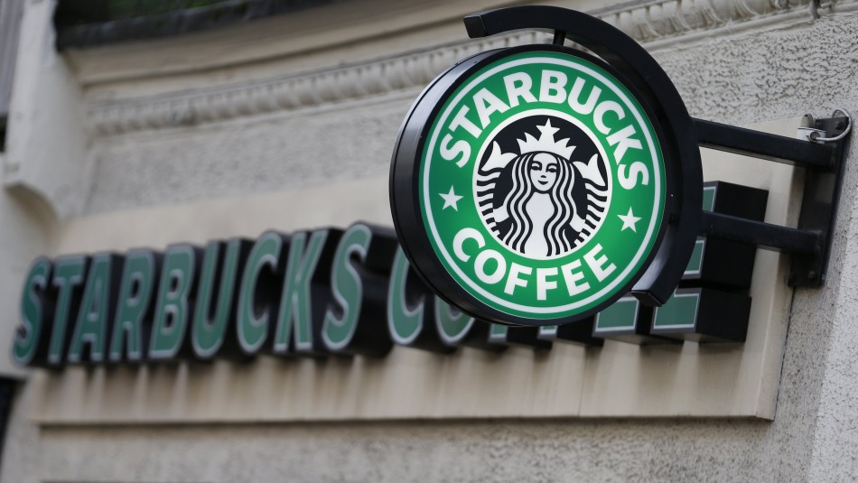 Protests against Starbucks over tax avoidance