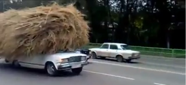 Are Russia S Drivers The Worst In The World Video