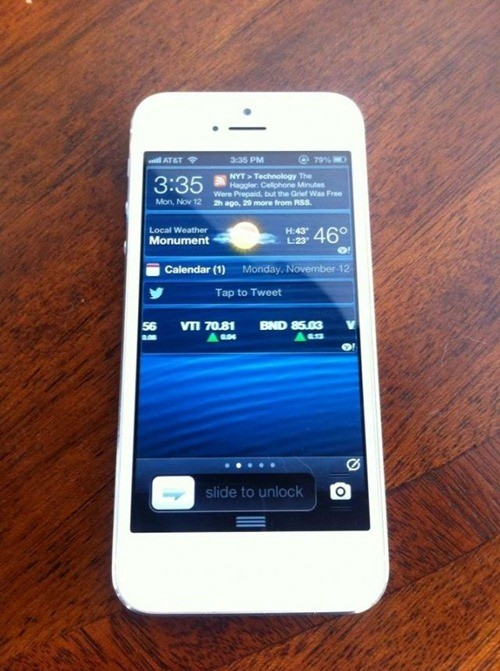 iOS 6 Untethered Jailbreak for iPhone 5 Coming Soon? [PHOTO]