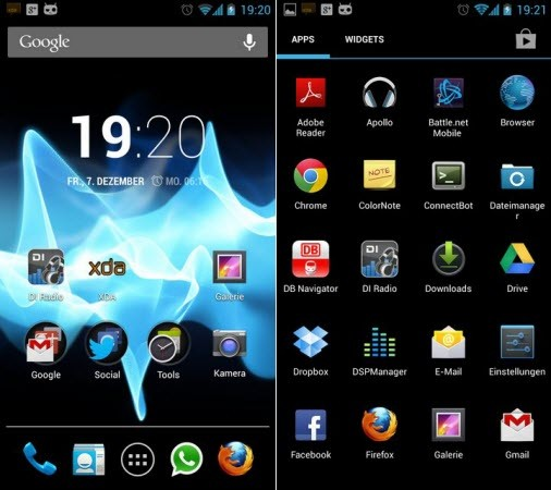 Install Android 4 2 1 Jelly Bean on Galaxy Note 2 N7100 with