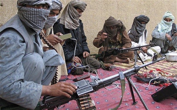 Afghan Taliban school attack