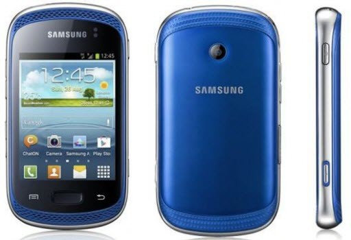 Install XXALK1 Android 4.0.4 Firmware on Samsung Galaxy Music [Guide]