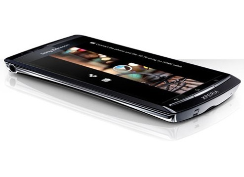 Sony Xperia Arc and Arc S