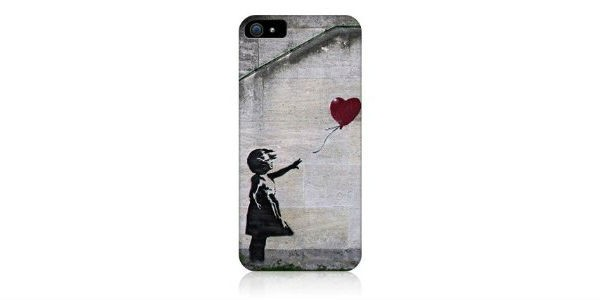 Christmas Gadget Guide: Banksy iPhone 5 Case