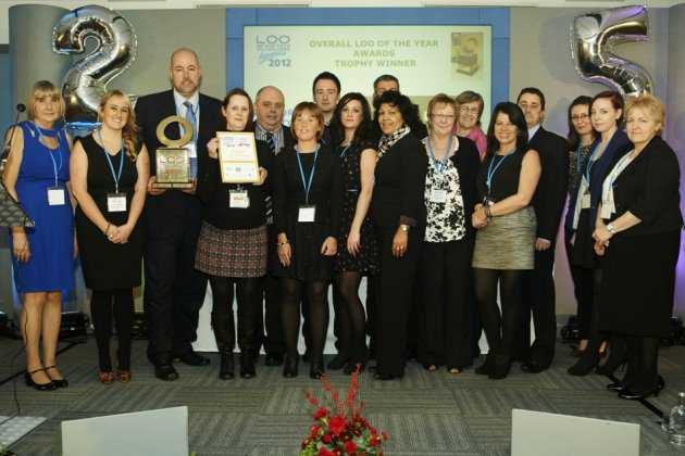 Loo of the Year Awards 2012