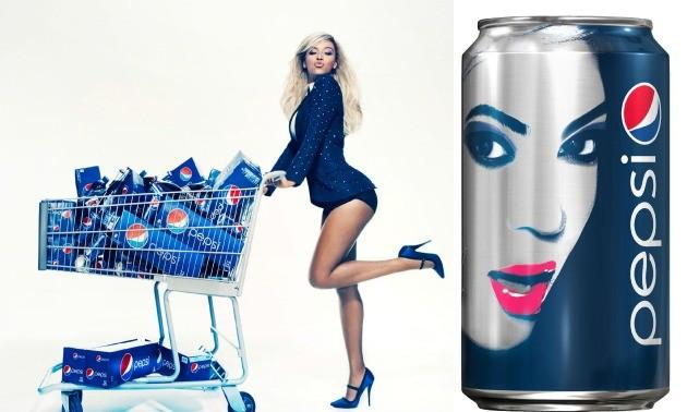 Beyonce Pepsi Campaign