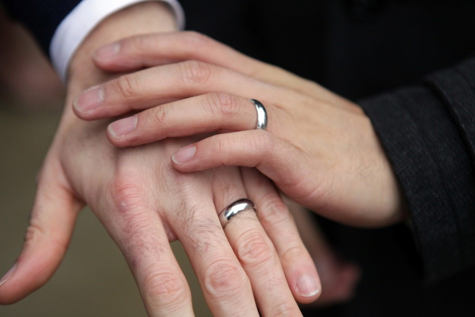 The first Gay wedding likely to take place in 2014 (Reuters)
