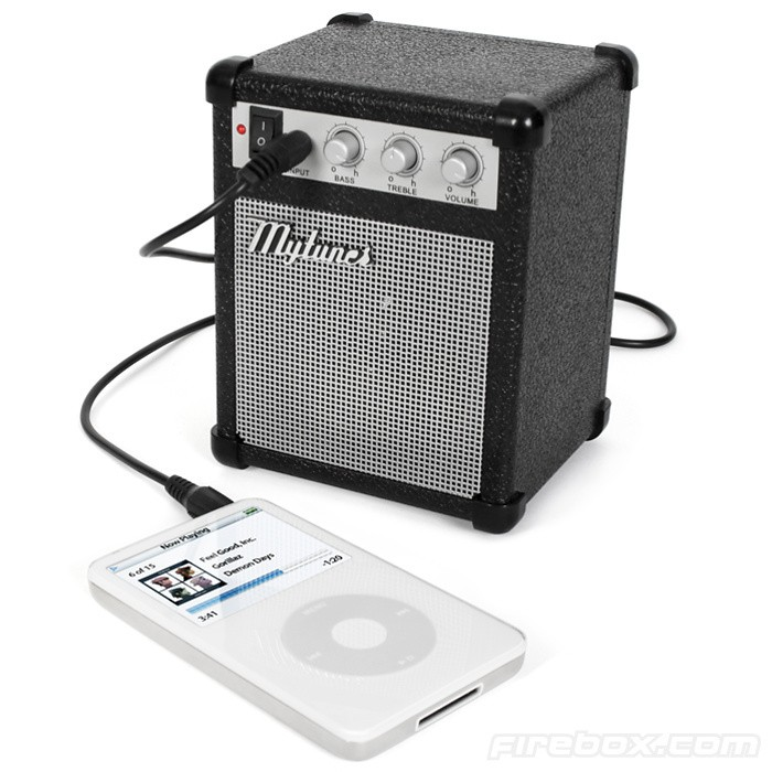 MP3 Amp