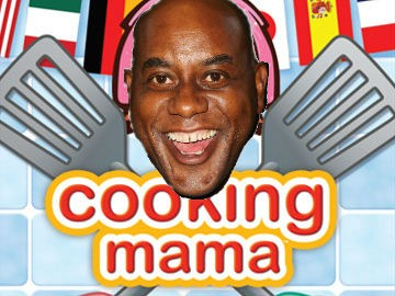 Ainsley Harriott Cooking Mama
