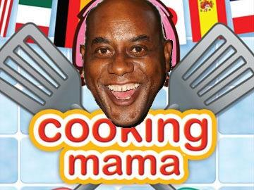 Ainsley Harriott Cooking Mama